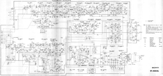 Sony_st5055l_schematic