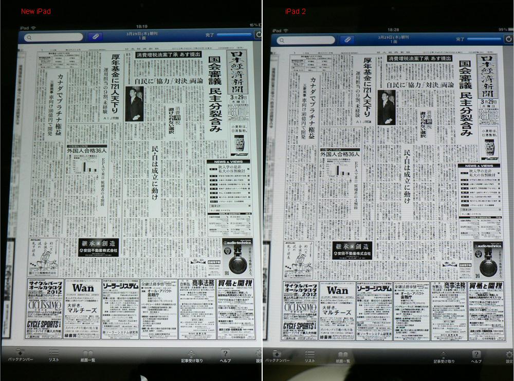 ipad 日経 無料